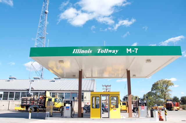 Illinois Tollway Fueling Upgrades