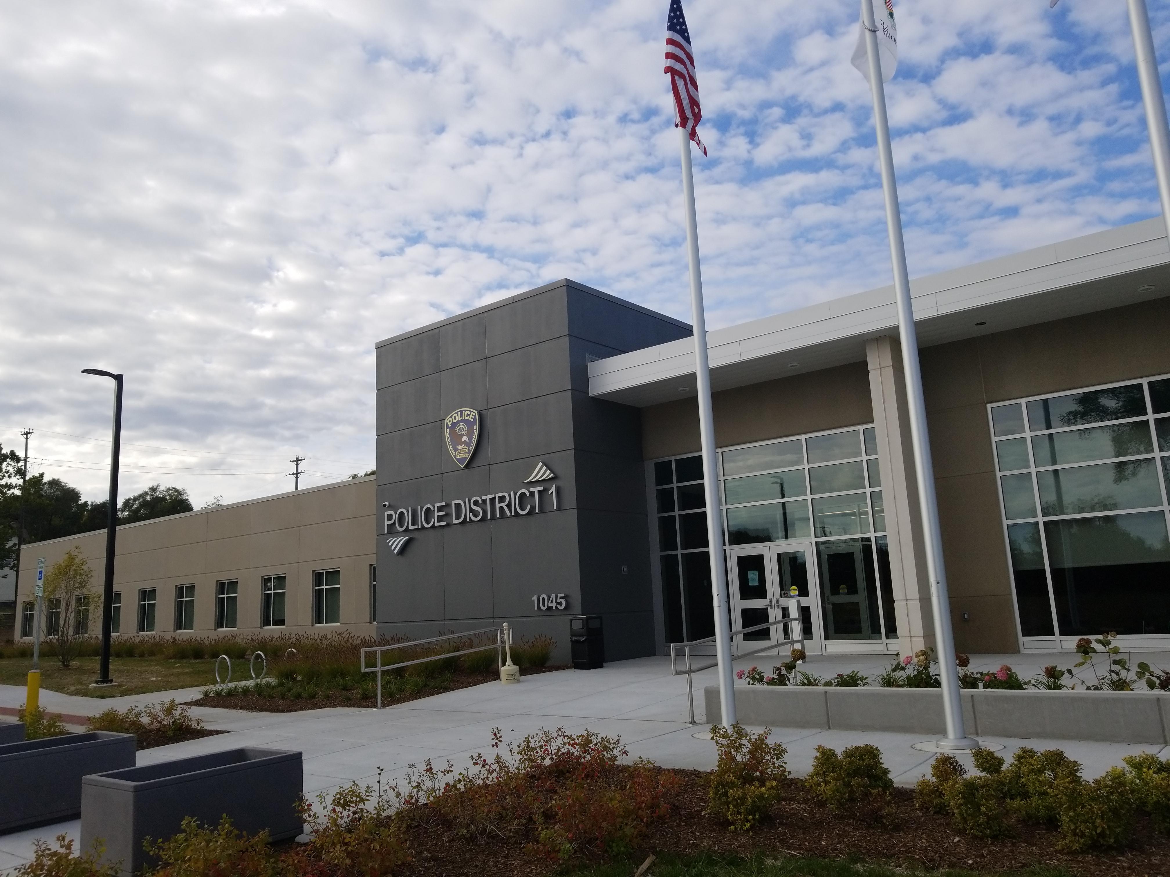 Rockford Police District No. 1
