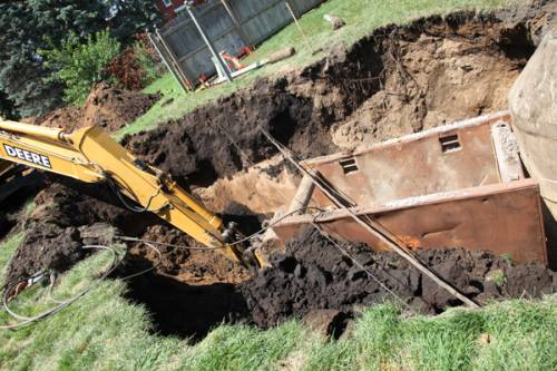 Commercial Excavation