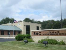 BAC Local 6 Illinois Office & Training Center